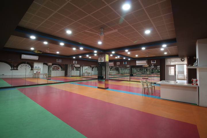 Sardar Doon Public School-Dance Class