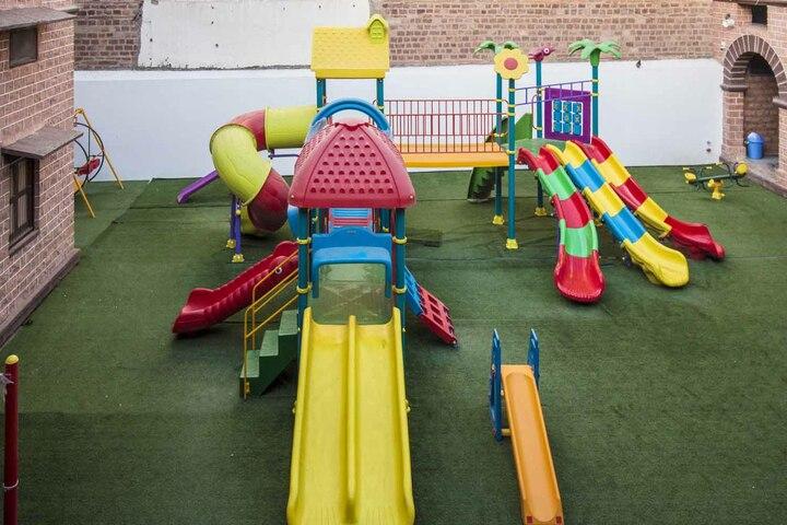 Sardar Doon Public School-Kids Play Zone