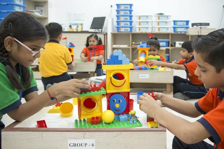 Sardar Doon Public School-Robotics Lab