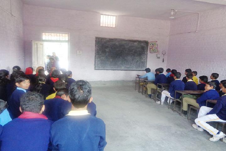 Literati Public School- Class Room
