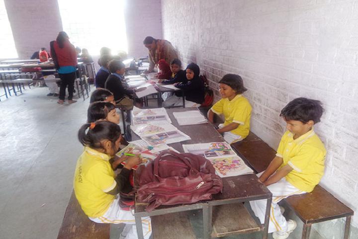 Literati Public School- School Infrastructure