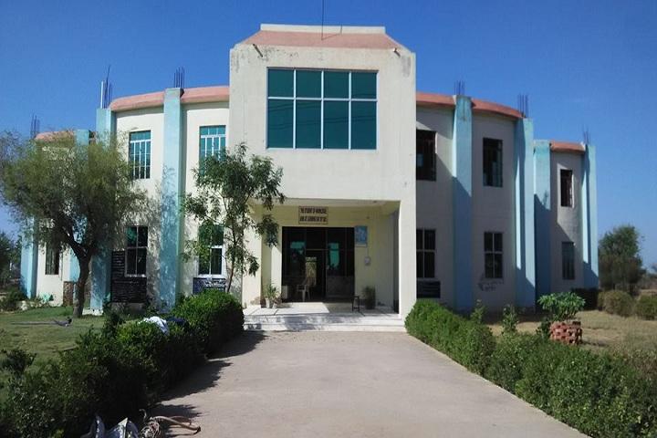 Sarvodaya Public School-Campus View