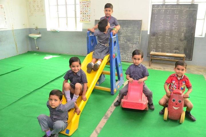 Sarvodaya Public School-Kindergarten