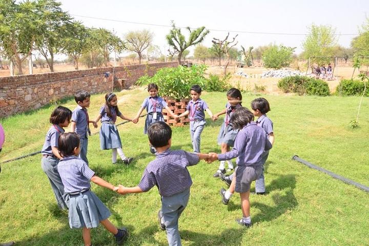 Sarvodaya Public School-Play Time