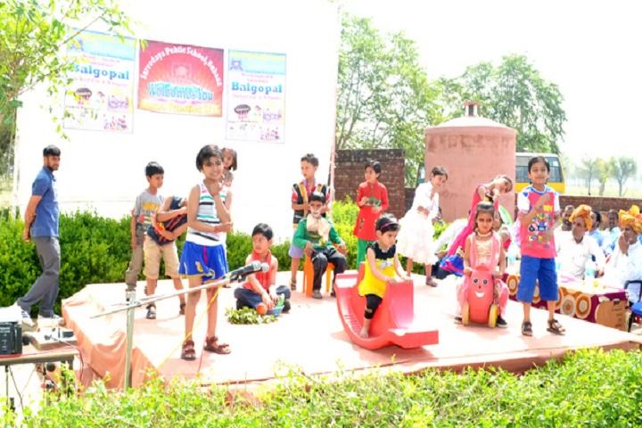 Sarvodaya Public School-Activity