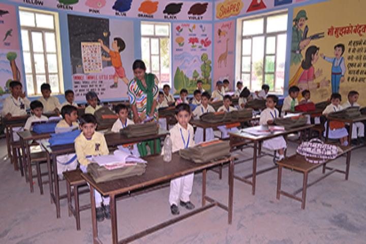 Sarvodaya Public School-Classroom