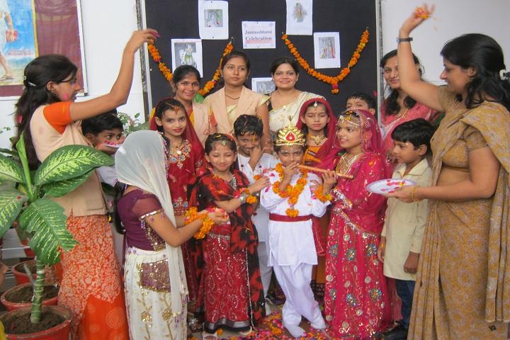 Sarvodaya Senior Secondary School-Festival Celebrations