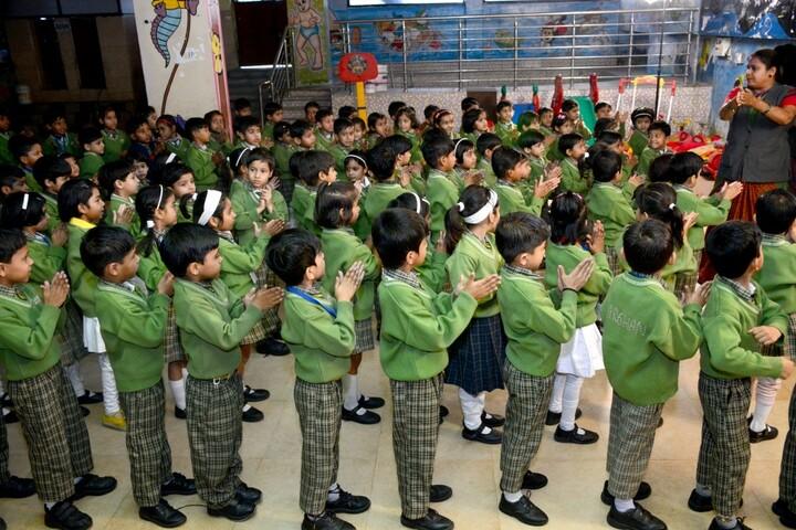 Sarvodaya Senior Secondary School-Activity