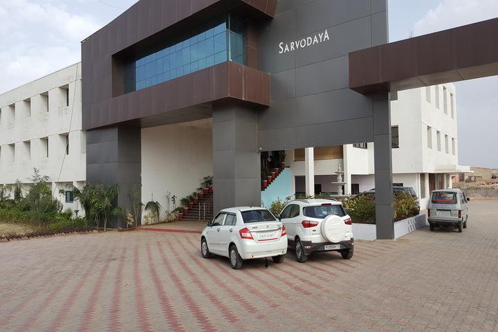 Sarvodaya Senior Secondary School-Building