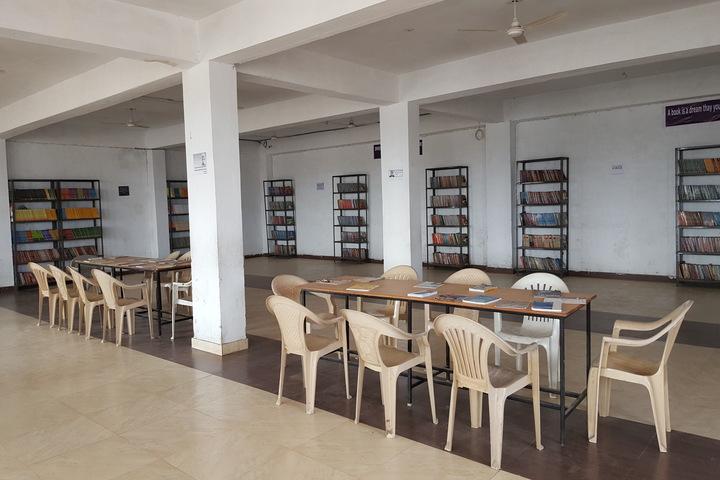 Sarvodaya Senior Secondary School-Library
