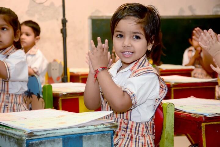 Sarvodaya Senior Secondary School-Pre Primary Classroom