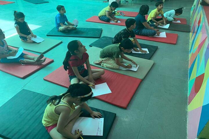 Satya Lakshya Euro World School-Activity