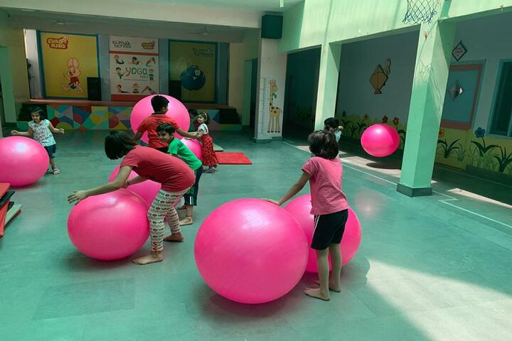 Satya Lakshya Euro World School-Activity2
