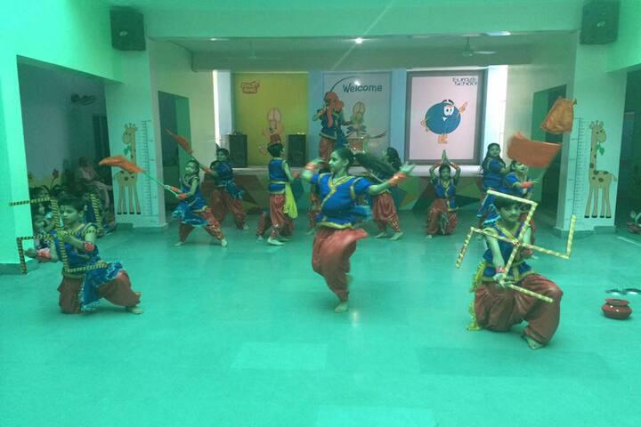 Satya Lakshya Euro World School-Dance
