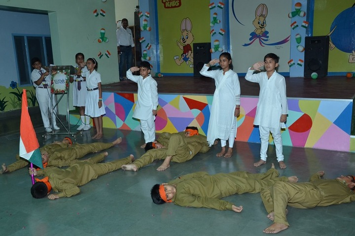 Satya Lakshya Euro World School-Drama