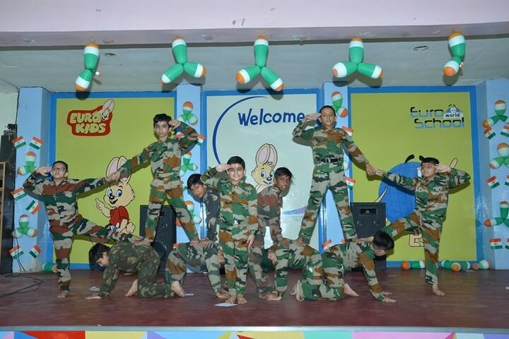 Satya Lakshya Euro World School-Event