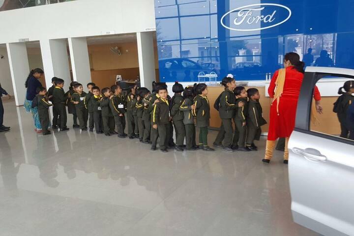 Satya Lakshya Euro World School-Field Trip