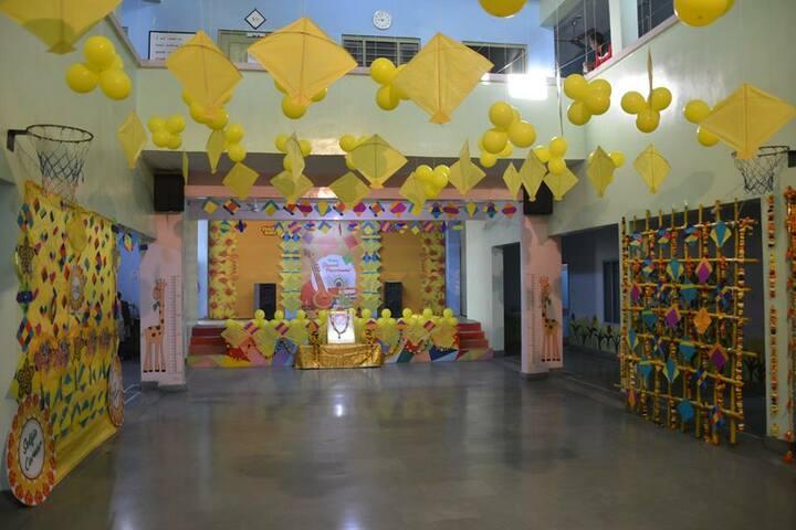 Satya Lakshya Euro World School-Stage