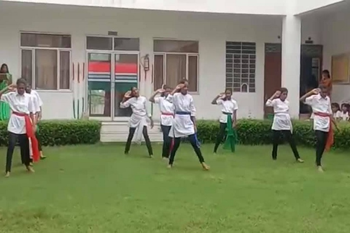 Sawai Man Singh International School-Dance