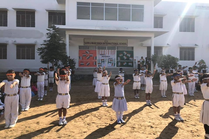 Sawai Man Singh International School-Exercise