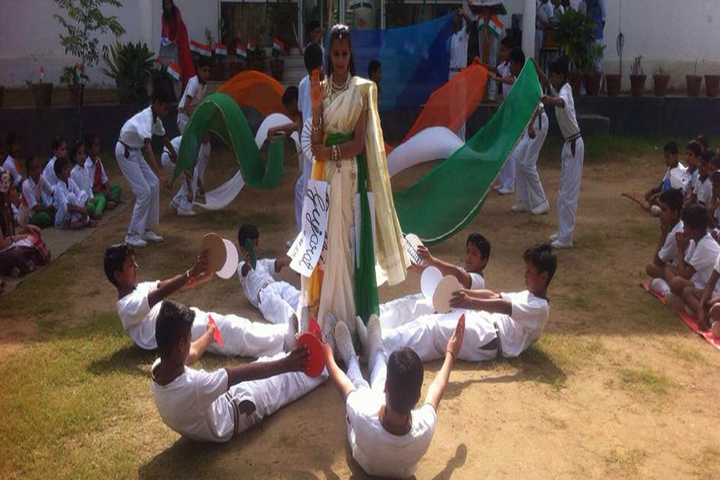 Sawai Man Singh International School-Activity