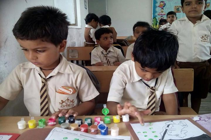 Sawai Man Singh International School-Activity1