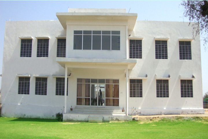 Sawai Man Singh International School-Building