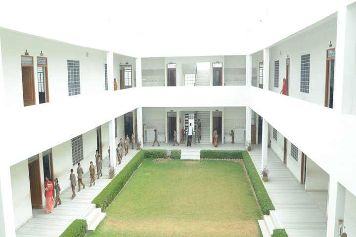 Sawai Man Singh International School-Campus