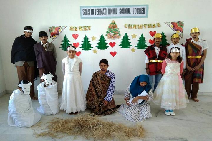Sawai Man Singh International School-Christmas Celebrations
