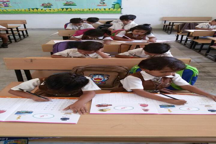 Sawai Man Singh International School-Classroom