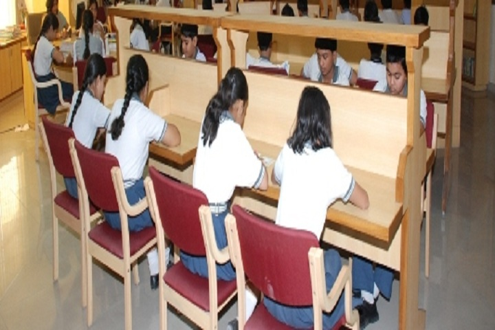 Sbioa Public School-Library
