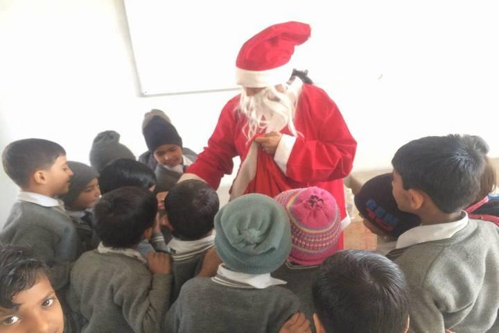 SBS Convent School-Christmas