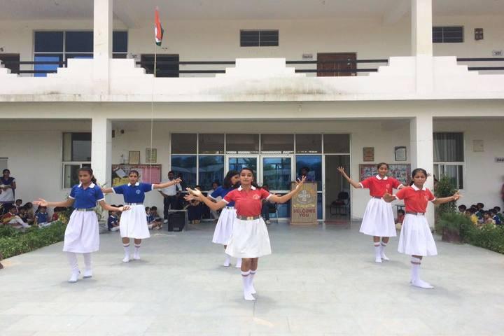 SBS Convent School-Dance