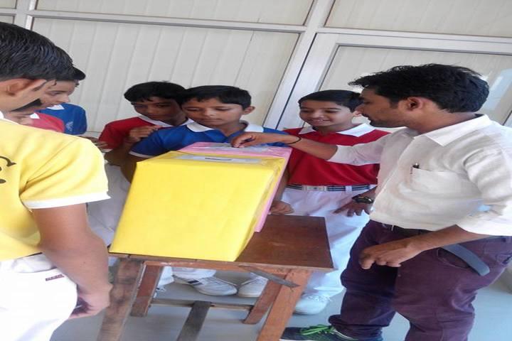 SBS Convent School-Elections