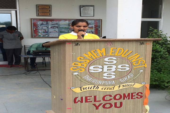 SBS Convent School-Event2