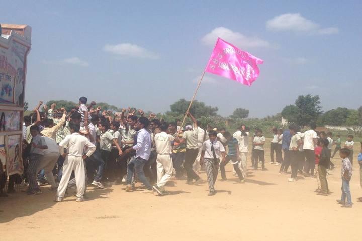 SBS Convent School-Rally