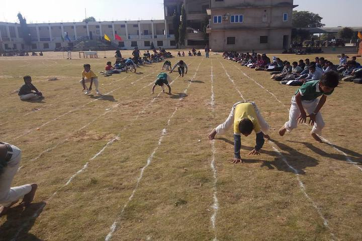 SBS Convent School-Sports Day