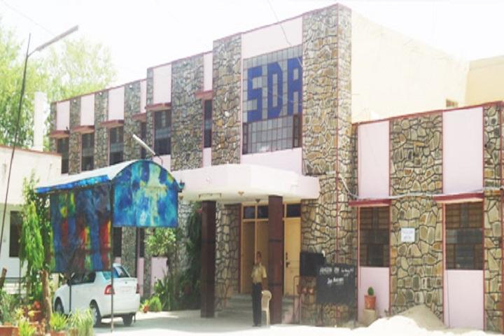 Sda School-Building