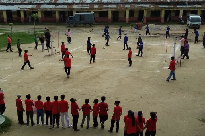 Lotus Public School- Sports Day Celebrations