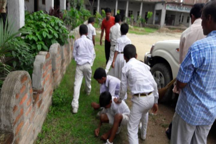 Lotus Public School- Swatchh Bharath