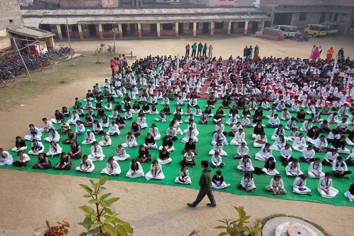 Lotus Public School- Yoga Day Celebrations