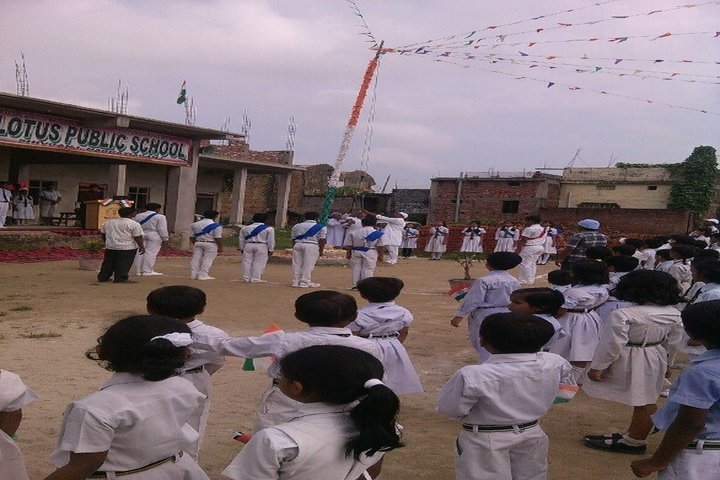 Lotus Public School-Independence Day