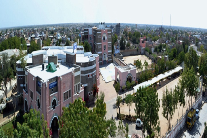 Seth Tola Ram Bafna Academy-Campus