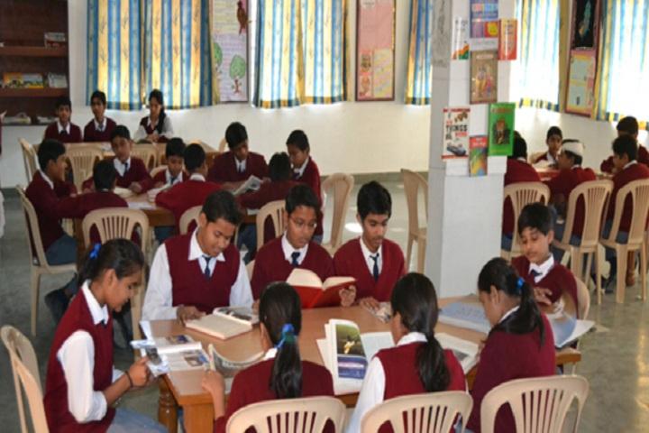 Seth Tola Ram Bafna Academy-Library