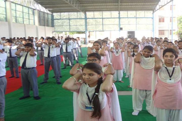 Seth Tola Ram Bafna Academy-Yoga