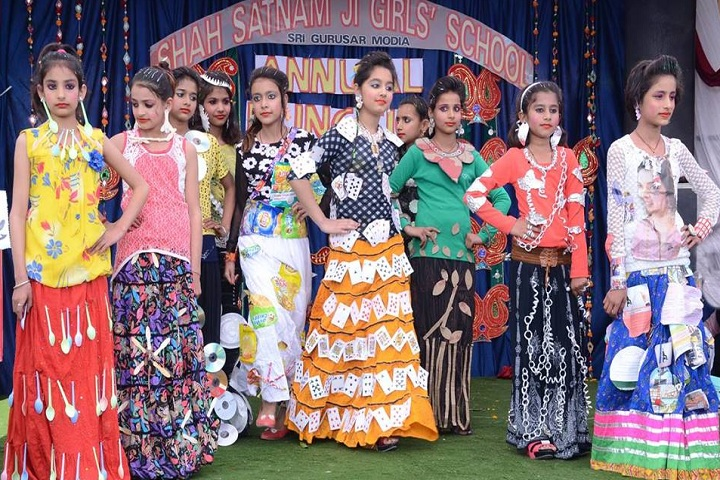 Shah Satmamji Girls School-Events