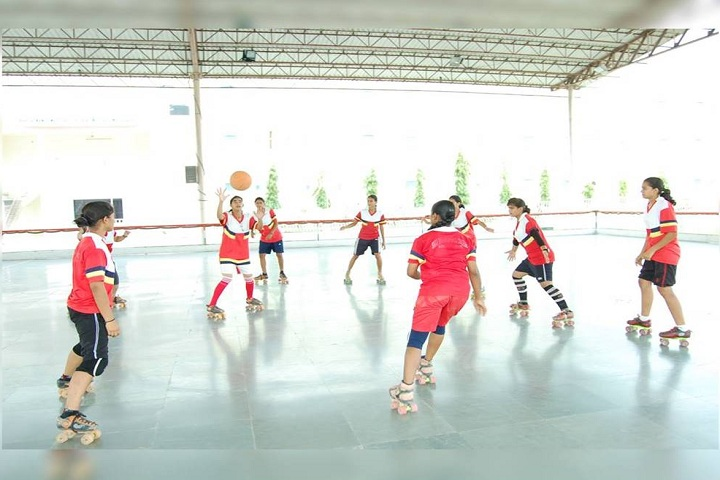 Shah Satmamji Girls School-Sports