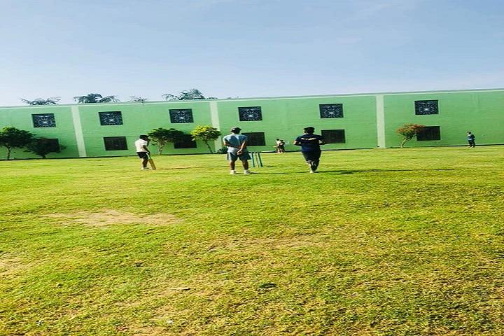 Shah Satnam Ji Boys School-Sports cricket