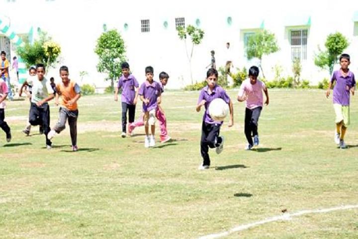 Shah Satnam Ji Boys School-Sports football