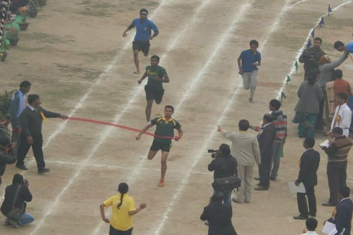 Loyola High School- Running Competition